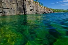 Minnesota: Lake Superior. One of my most favorite places to be...