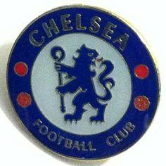 Chelsea Metal Pin Badge