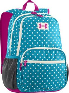 07777134eeff Under Armour Great Escape Backpack - via eBags.com! School Tool