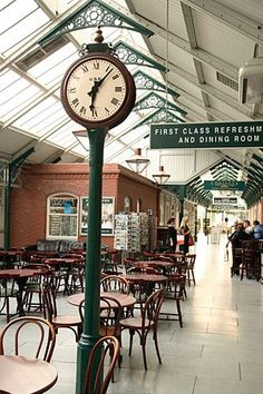 Cobh's Victorian rail station houses a genealogical service to help visitors trace their Irish ancestors.