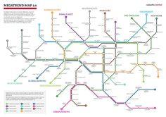 Trends & News aus Wirtschaft, Wissenschaft & Politik U Bahn, Trends, Ecology, Good To Know, Infographic, Finance, Diagram, Marketing, How To Plan