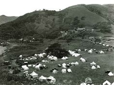 Piha camp-ground about Nz History, Auckland, Ranges, Proposal, New Zealand, Camping, River, Beach, Outdoor