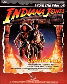 Indiana Jones RPG