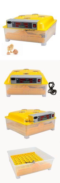 Incubators 46292: 36 Egg Auto Digital Incubator Chicken Duck Quail Egg Hatcher Temp Control 80W BUY IT NOW ONLY: $72.33