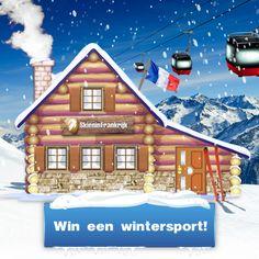 Maak nu kans op een wintersport!