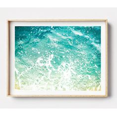 Beach Photography Print  Ocean Life  by EstellePrintShop on Etsy