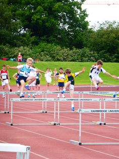 King's Ely Junior Athletics
