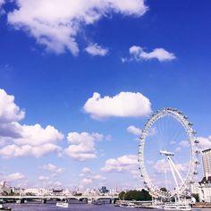 Eye see you London #londoneye #gmgtravels #London