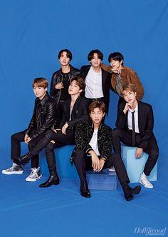 📷 Fotos exclusivas do BTS para o The Hollywood Reporter. Foto Bts, Bts Bangtan Boy, Bts Taehyung, Namjoon, Jhope, K Pop, Bts Group Picture, Bts Group Photos, Fandoms