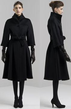 Max Mara. Could a coat be anymore chic?