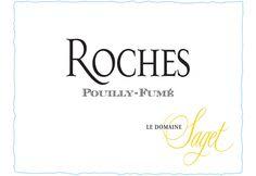 DOMAINE SAGET Les Roches 2009: Au nez, de délicieuses notes de fleurs blanches et d'agrumes. En bouche, la fraicheur mêlée à la complexité minérale ne cache pas les fruits (pêche, pamplemousse), qui complètent son côté juteux et long en bouche. A essayer sur des Saint Jacques poêlées au gingembre frais, avec des apéritifs constitués de fromages de chèvre variés (de frais jusqu'à plus secs) ou des poissons grillés.  À boire dans 2-3 ans pour plus de complexité aromatique !