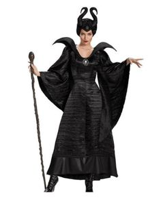 #Women halloween maleficent #angelina costumes fancy dress adults  #cosplay party,  View more on the LINK: http://www.zeppy.io/product/gb/2/322260319945/