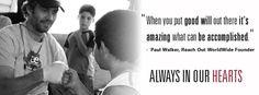 He was a modern day hero. RIP Paul Walker #TeamPW