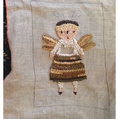 What a fun week spent with wonderful ladies at Punderson!  The class was full of the loveliest gals who were also rug hooking machines....