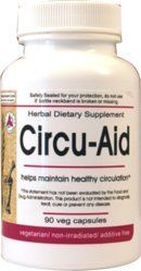 HerbalMediCare CircuAid Circulation 90 Vegetarian Caps * Learn more by visiting the image link. (This is an affiliate link)