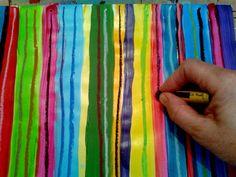 148_Compositions abstraites_Jeux de lignes V Kindergarten, Colorful Wall Art, Colour Field, Art Plastique, Pattern Art, Art School, Games For Kids, Art Decor, Abstract