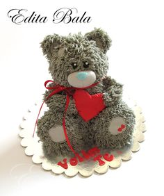 me to you bear cake by edita