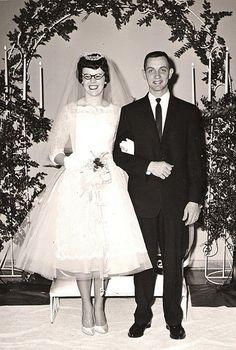 A Casamenteira Cerimonialista: Casamento Nos anos 50...