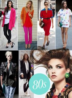 80's fashion is WAY better than 80's music!