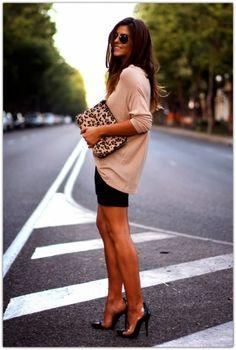 Sucker for Leopard :: #LeopardLadyLioness #DateNight