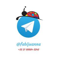 Contato também através do app Telegram! Sejam bem-vindos!