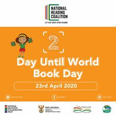 World Days, Day Book, Events, Let It Be, Education, Reading, Books, Libros, Book