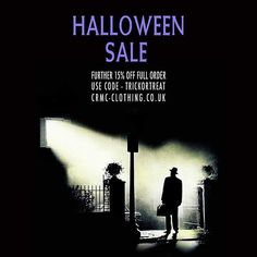 FURTHER REDUCTIONS  HALLOWEEN/PRE-DROP SALE at www.crmc-clothing.co.uk Further reductions & items added. USE DISCOUNT CODE - TRICKORTREAT - FOR A FURTHER 15% OFF YOUR FULL ORDER! Offer ends at dawn on Nov 1st - Dead by dawn!! #halloween #instahalloween #halloween2016 #alt #altfashion #altstyle #alternative #fashionstatement #wearblack #fashionista #death #omen #want #need #grungefashion #grunge #goth #style #alternativeteen #theomen #metalhead #streetwear #love #antichrist