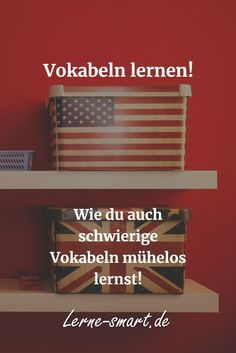 A good method to vokabellernen is the integration of the learning in your everyday. English Lessons, Learn English, Too Cool For School, Back To School, Abc Songs, English Vocabulary, Eat Cake, Study, Teaching