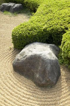A Zen garden combines the practical with the artistic. Traditionally, zen gardens aimed to recreate the essence of the natural world in a small space. Modern zen gardeners are frequently content with .