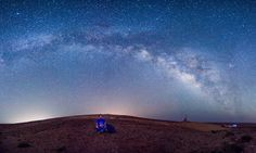 milky way with me by Ali Alawiedi on Milky Way, Ali, Clouds, Mountains, Nature, Photography, Travel, Outdoor, Outdoors