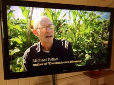 """Monoculture is the original sin of agriculture."" Brilliant quote from Michael Pollan in the Queen of The Sun documentary. Can I get an Amen!!!"