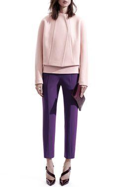 Narciso Rodriguez Pre-Fall 2014 Trunkshow Look 13 on Moda Operandi