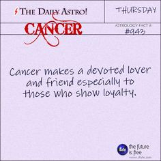 Cancer #Zodiac