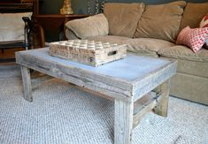 Whether you want to DIY it or buy some upcycled home furniture, below are some great ways the old has been made new again.