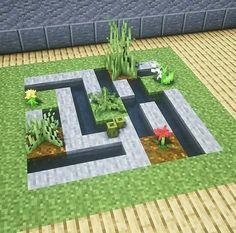 Photo Minecraft, Plans Minecraft, Minecraft Garden, Minecraft Farm, Minecraft Mansion, Minecraft Cottage, Easy Minecraft Houses, Minecraft House Tutorials, Minecraft House Designs
