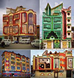 Los cholets, la arquitectura de la complementariedad | Erbol Digital