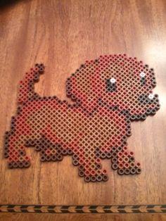 A weiner dog!