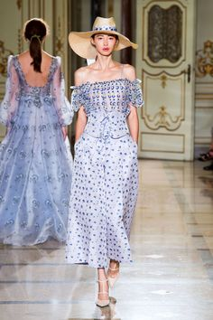 Spring 2016 RTW   Luisa Beccaria Collection