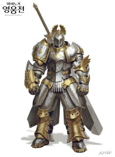 m Paladin plate helm Fantasy Armor, Medieval Fantasy, Dark Fantasy, Dnd Characters, Fantasy Characters, Armor Concept, Concept Art, Fantasy Inspiration, Character Inspiration