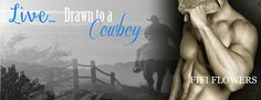 Release Blitz  Drawn to a Cowboy by @FifiFlowers    Title: Drawn to a Cowboy  Author: Fifi Flowers  Genre: Contemporary Romance  Release Date: June 22 2016  Synopsis:  Jade Cassidy beach girl always longed to live in the country. She had her next adventure all mapped out or so she thought.  Sage Donovan born a city boy always longed to be a cowboy. And as soon as he got his chance he slipped on his boots put on his hat and saddled up for new adventures at the Bleu Moon Ranch.  When Sage…