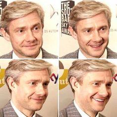 His smile is the reason I live Benedict Cumberbatch, Sherlock Cumberbatch, Martin Freeman, Amanda Martin, John Martin, Sherlock Bbc, Everett Ross, His Last Vow, Like A Sir