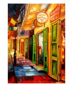 New Orleans Nights by Diane Milsap