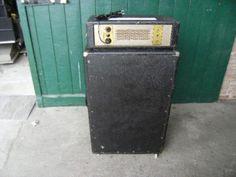 Echolette - Vintage - Gitarre - Bass - Amp BS 40 plus Box in Hannover - Ahlem-Badenstedt-Davenstedt | Musikinstrumente und Zubehör gebraucht kaufen | eBay Kleinanzeigen
