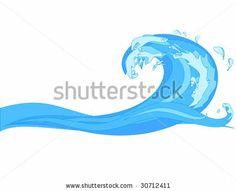 Line Drawings of Ocean Waves | 2009 | Verjaardags - Kalender . nl | Onderdeel van Paica.nl | Admin ...