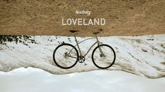 Budnitz Bicycles: Loveland by Budnitz Bicycles. Videomaster Jamie Kripke visits Loveland pass to see why people ride our bicycles.