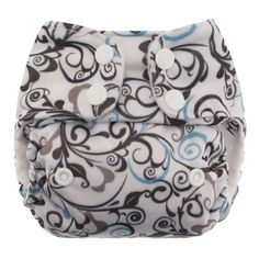 LC Pals - Blueberry Mini Deluxe Pocket Diaper, $17.95 (http://www.lcpals.com/blueberry-mini-deluxe-pocket-diaper/)
