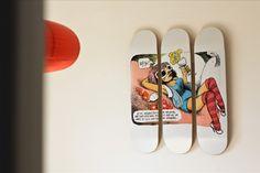 Skate Decks = Art