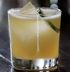 The Irish Maid Cocktail Recipe
