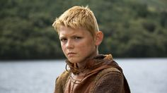 Bjorn - Played by Nathan O'Toole    At 12, the first-born son of Ragnar and Lagertha has just come of age in Viking society. The rite of passage occurs when Earl Haraldson presents him with a ring at the gathering known as the Thing. Bjorn yearns to be a warrior like his father, but his youth and inexperience hold him back.
