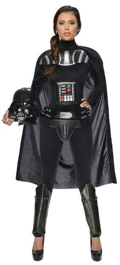 Star Wars Darth Vader Female Adult Bodysuit $74.99 @Tylatha Riisager